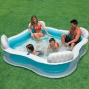 Бассейн надувной для всей семьи
