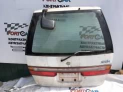 Дверь багажника. Nissan Largo, NCW30, VNW30, W30, VW30, NW30, CW30 Двигатели: KA24DE, CD20ETI, CD20TI