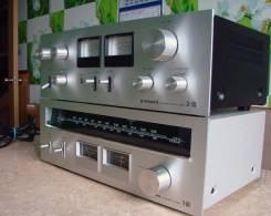 Усилитель Pioneer SA-7600 + тюнер Pioneer ST-606