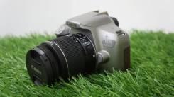 Canon EOS 1300D Kit. 15 - 19.9 Мп, зум: без зума