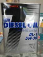 Моторное масло TOYOTA CASTLE DL-1 5W-30 (4л)