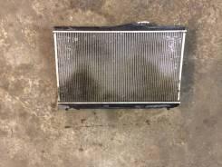 Радиатор охлаждения двигателя. Toyota Mark II, GX90