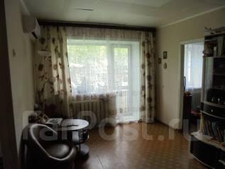3-комнатная, улица Ким Ю Чена 21. Центральный, частное лицо, 57 кв.м.
