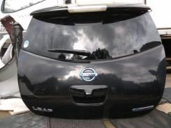 Крышка багажника. Nissan Leaf