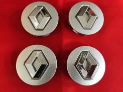 """Колпачки (заглушка) в литье Renault. Диаметр 5.5"""", 1 шт."""