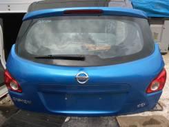 Дверь багажника. Nissan Dualis, J10, KJ10, KNJ10, NJ10