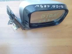 Зеркало заднего вида боковое. Mitsubishi Dion, CR9W Двигатель 4G63