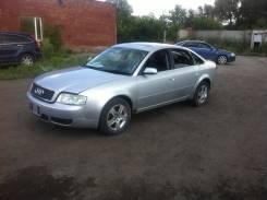 Audi A6. WAUZZZ4BX4N076151, ASN