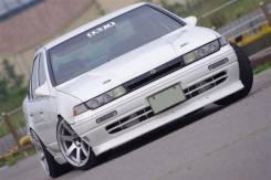 Бампер. Nissan Cefiro, A31