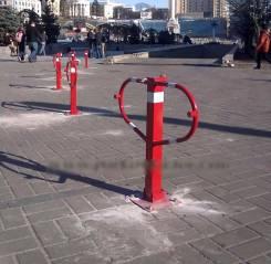 Складные парковочные барьеры