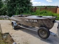 Казанка-М. двигатель подвесной