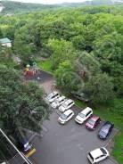 Гостинка, улица Успенского 106. Океанская, агентство, 24,0кв.м. Вид из окна днем