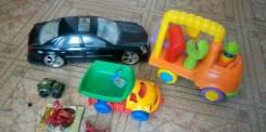 Продам отдам игрушки для мальчика