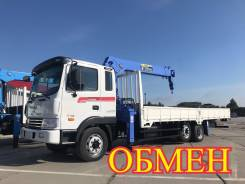 Hyundai Mega Truck. Самогруз Hyundai MEGA Truck, 2012 январь, 10 000 кг., 19 м.