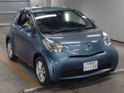 Toyota iQ. вариатор, передний, 1.0 (68 л.с.), бензин, 13 000 тыс. км, б/п. Под заказ