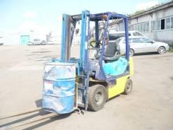 Komatsu FD15T-17. Продам вилочный автопогрузчик Komatsu ГАЗ/Бензин, 1 500 кг.