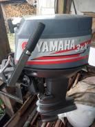 Yamaha. 30,00л.с., 2-тактный, бензиновый, нога L (508 мм), Год: 2002 год