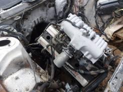 Двигатель в сборе. Toyota Mark II, GX81 Двигатели: 1GGE, 1GGEU