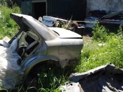 Задняя часть автомобиля. Honda Accord, CF4