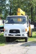 Hyundai HD78. Продам грузовик бортовой с краном-манипулятором, 3 907 куб. см., 3 500 кг.