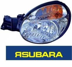 Фара. Subaru Impreza