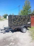 Курганские прицепы. Г/п: 550 кг. Под заказ