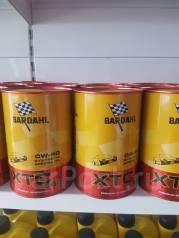 Bardahl. Вязкость 0W-40, синтетическое