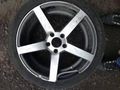 Sakura Wheels. 8.0x18, 5x114.30, ET35, ЦО 73,0мм.