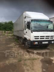 Isuzu Giga. Продаётся грузовик , 12 000 куб. см., 15 000 кг.
