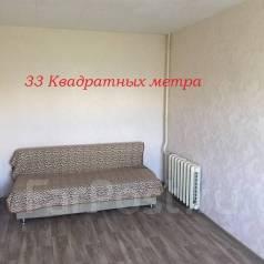 1-комнатная, улица Героев Хасана 18. Борисенко, агентство, 29 кв.м. Комната