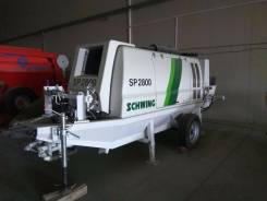 Schwing SP 2800. Бетононасос , 180 м. Под заказ