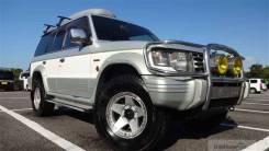 Mitsubishi Pajero. автомат, 4wd, 2.8, дизель, 44 000 тыс. км, б/п, нет птс. Под заказ