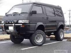Mitsubishi Delica. автомат, 4wd, 2.4, бензин, 100 000 тыс. км, б/п, нет птс. Под заказ