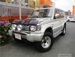 Mitsubishi Pajero. автомат, 4wd, 2.8, дизель, 96 000 тыс. км, б/п, нет птс. Под заказ