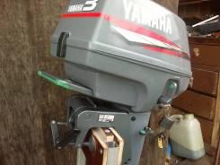 Yamaha. 3,00л.с., 2-тактный, бензиновый, нога S (381 мм), Год: 2009 год