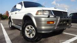 Mitsubishi Challenger. автомат, 4wd, 2.8, дизель, 21 864 тыс. км, б/п, нет птс. Под заказ