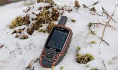 GPS-навигатор Garmin Gpsmap 64s для охоты/туризма