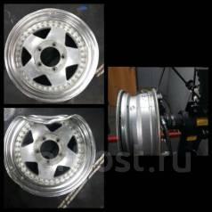 Ремонт литых дисков, (литья) правка, прокатка, шиномонтаж .