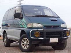 Mitsubishi Delica. автомат, 4wd, 2.8, дизель, 136 000 тыс. км, б/п, нет птс. Под заказ