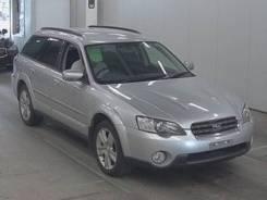 Капот. Subaru Outback
