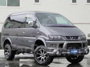 Mitsubishi Delica. автомат, 4wd, 3.0, бензин, 43 500тыс. км, б/п, нет птс. Под заказ