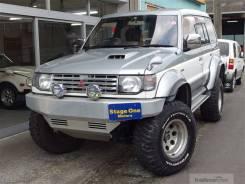 Mitsubishi Pajero. автомат, 4wd, 2.8, дизель, 48 670 тыс. км, б/п, нет птс. Под заказ