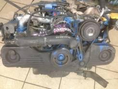Двигатель в сборе. Subaru Legacy, BH5 Двигатели: EJ36D, EJ25A, EJ20, EJ20G, EJ22, EJ30D, EJ20E, EJ20C, EJ22E, EJ202, EJ254, EJ18, EJ20Y, EJ208, EJ206...