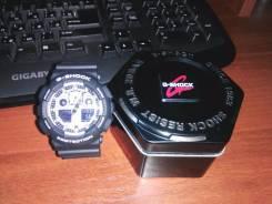 Часы Casio G-Shock GA-100BW Original