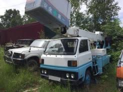 Aichi. Автовышка, 3 300 куб. см., 14 м.