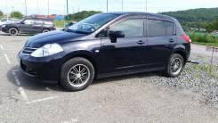 Nissan Tiida. вариатор, передний, 1.5 (109 л.с.), бензин, 119 000 тыс. км