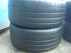 Michelin Pilot Super Sport. Летние, износ: 40%, 2 шт