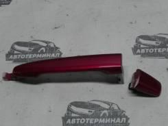 Ручка двери задней левой внешняя Mitsubishi Lancer X