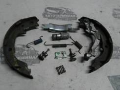 Механизм стояночного тормоза в сборе правый Mitsubishi Lancer X