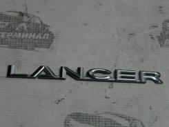 Шильд задний Lancer X Mitsubishi Lancer X